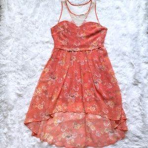 High low Kirra dress